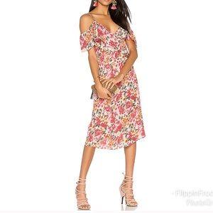Dress 137 in Vintage Rose - LPA - Revolve